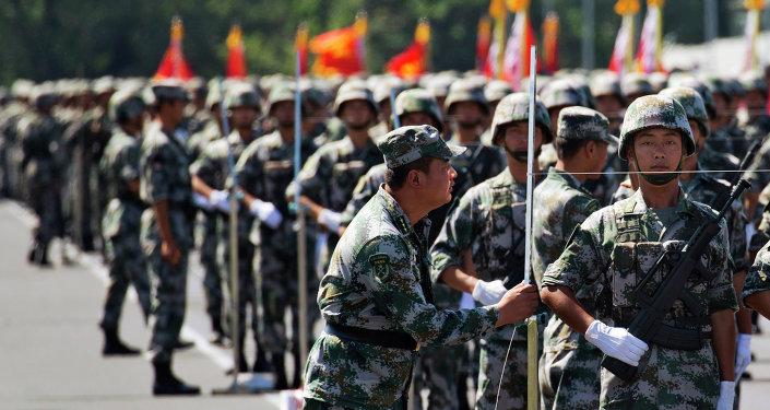 中国抗战胜利70周年盛大阅兵式已准备完毕