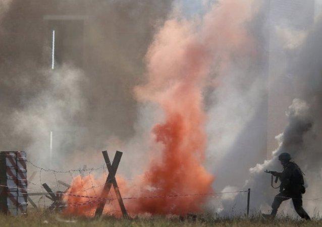 俄与白俄和塞尔维亚将在联合演习中进行防暴训练