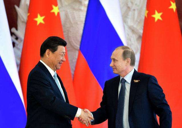 克宫:约30份文件将在普京访问北京期间签署