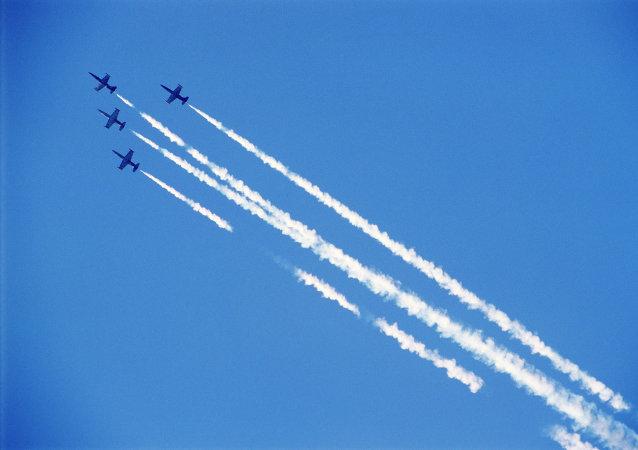 千余名优秀少年成为空军青少年航空学校学员