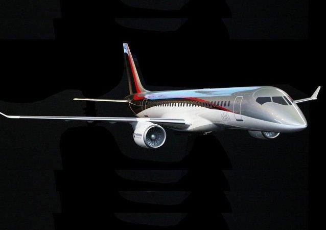 日本MRJ客机