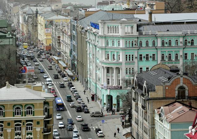 蒙古国或组织商业团前往俄滨海边疆区寻求机会