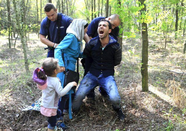 塞尔维亚或向塞匈边境派军以防移民回流