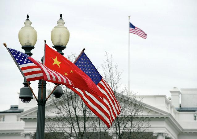"""中国外交部:中方强烈不满美国""""2017财年国防授权法案""""涉台内容"""