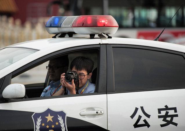 一名涉嫌在华从事间谍活动的日本人遭到指控