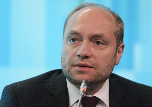 俄罗斯远东发展部长亚历山大∙加卢什卡