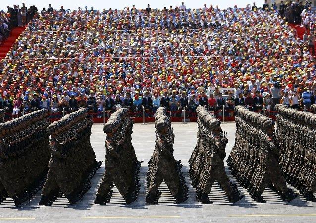 上合组织秘书长:北京阅兵是各国团结一致联合对抗现代威胁的特殊标志