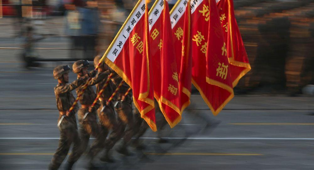 媒体:中国或于8月举行解放军建军90周年大阅兵