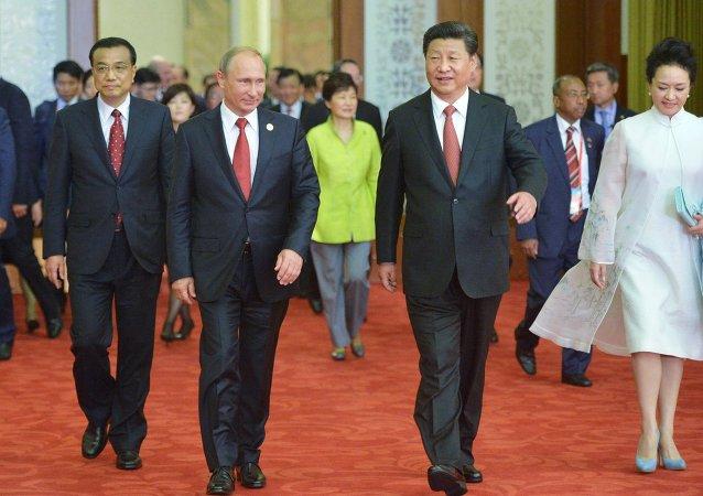 普京:二战教训必须牢记 以使世界冲突最小化