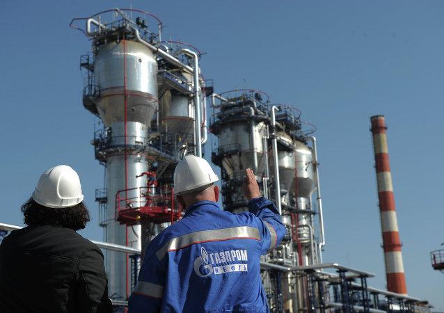 普京:俄罗斯不打算出售俄气公司