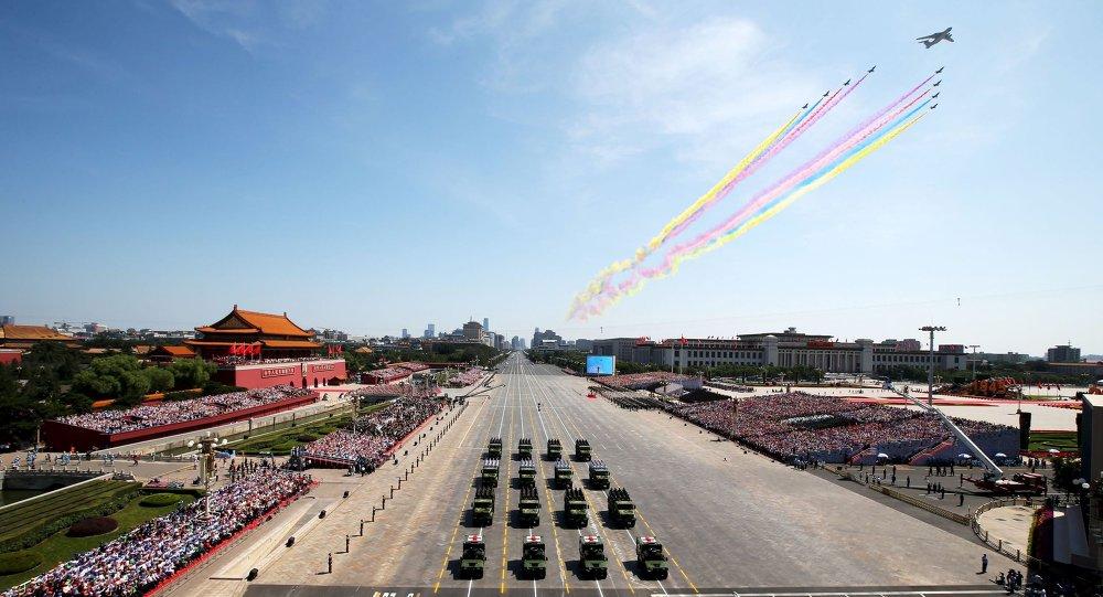 二战期间中国为战胜轴心国做出重要贡献