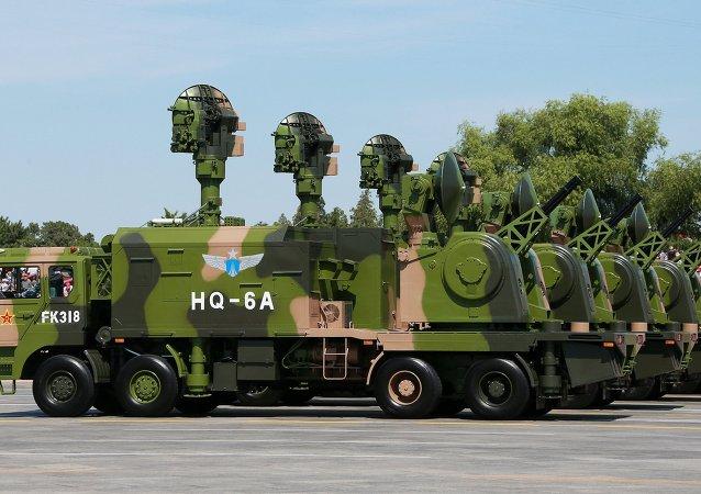 北京9∙3阅兵式上多种装备在中国内蒙古生产