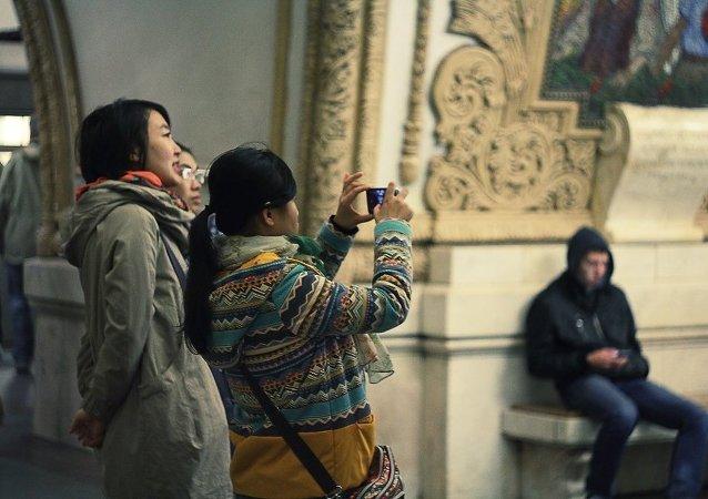 俄罗斯吸引中国游客