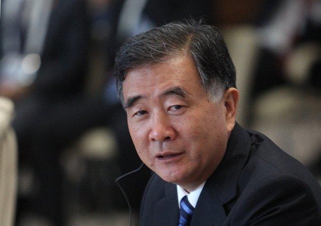 中国外交部:中国国务院副总理汪洋将出席第三届中俄博览会