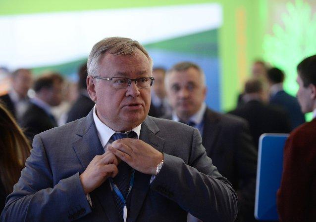 俄罗斯外贸银行计划向外国投资者出售俄水利公司20%的股份