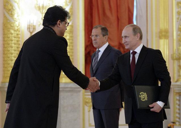 大使:俄罗斯与巴基斯坦计划筹办史上第一个文化交流年