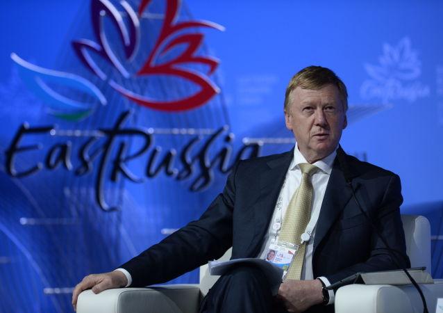 俄纳米技术集团公司管理委员会主席阿纳托利·丘拜斯