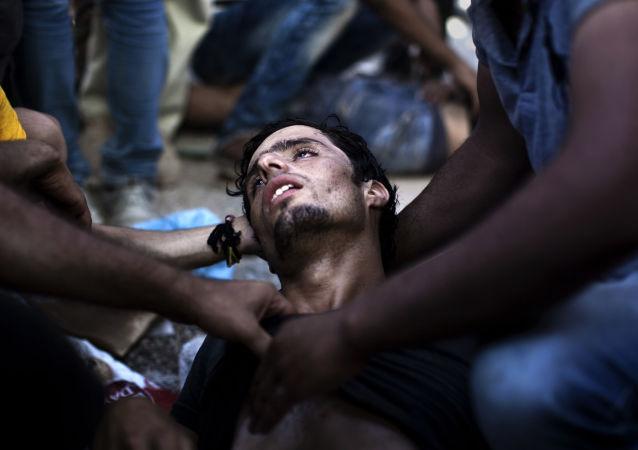 国际特赦组织:土耳其枪杀并大规模遣返叙利亚难民