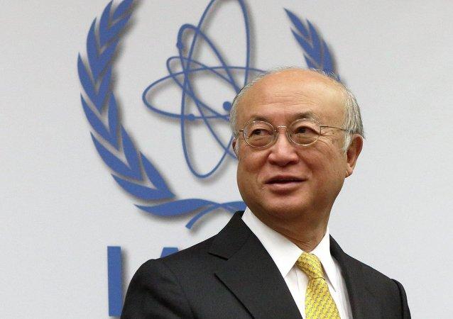 俄方将支持国际原子能机构总干事竞选第三个任期