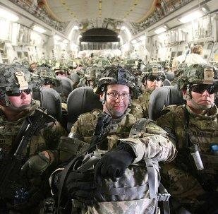 報紙:美國駐阿富汗指揮官建議將駐軍人數增加至5000人