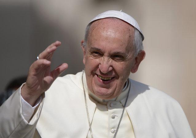 罗马教皇访问古巴期间将会见菲德尔·卡斯特罗