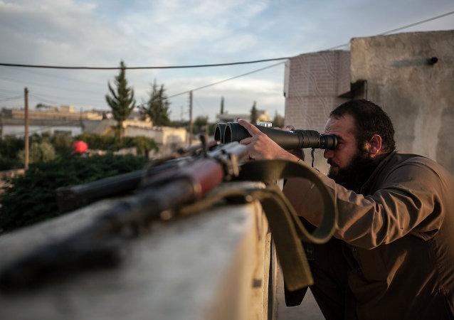 沙尘暴帮助武装分子攻占叙利亚第二大航空基地