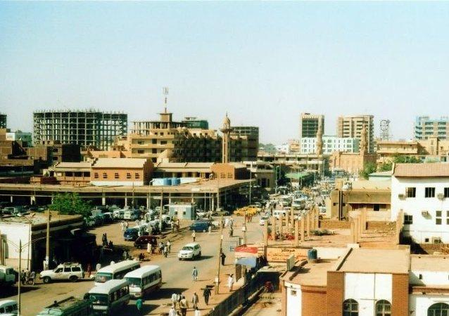 苏丹首都 喀土穆