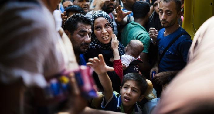 希腊外交部:曾警告欧盟国家将遇移民危机