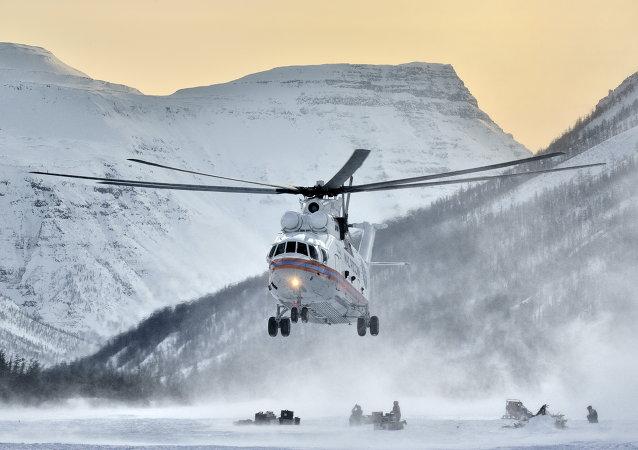 俄中极地工程研究中心成立