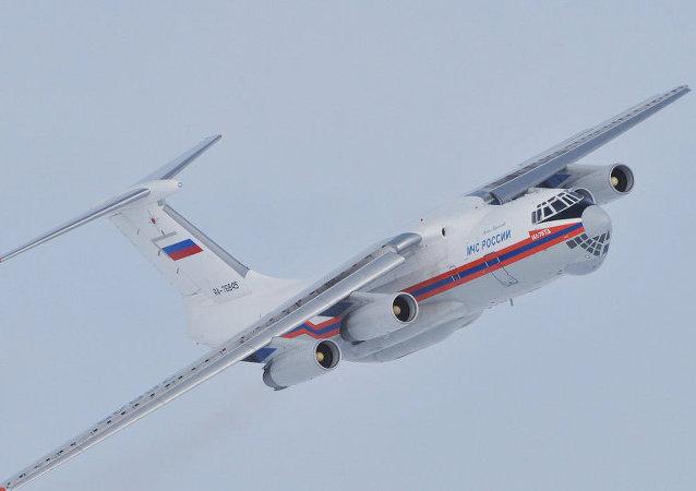 俄紧急情况部飞机