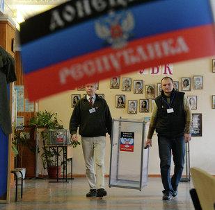 俄總統新聞秘書:未擬就盧頓兩共和國入俄方案
