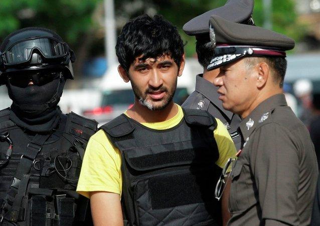 曼谷爆炸案头号嫌疑人系中国维族人
