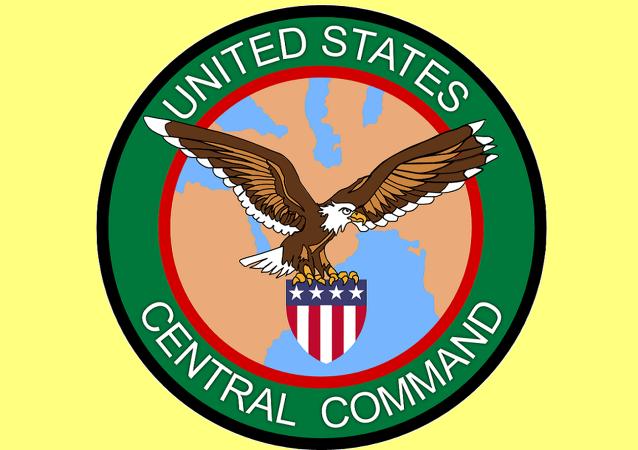 美国中央司令部徽章