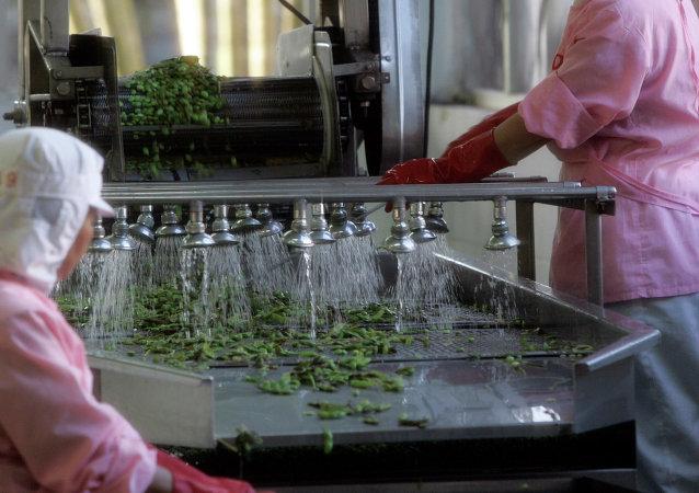 犹太自治州创业孵化器首家落户企业为豆制品加工厂