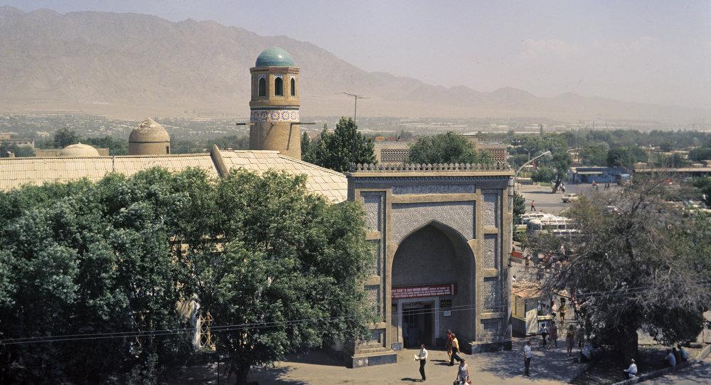 塔吉克斯坦发生地震首都杜尚别震感明显