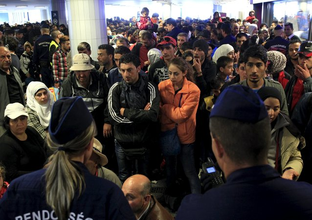 德国财政部承认2015年大批接收难民是一个错误