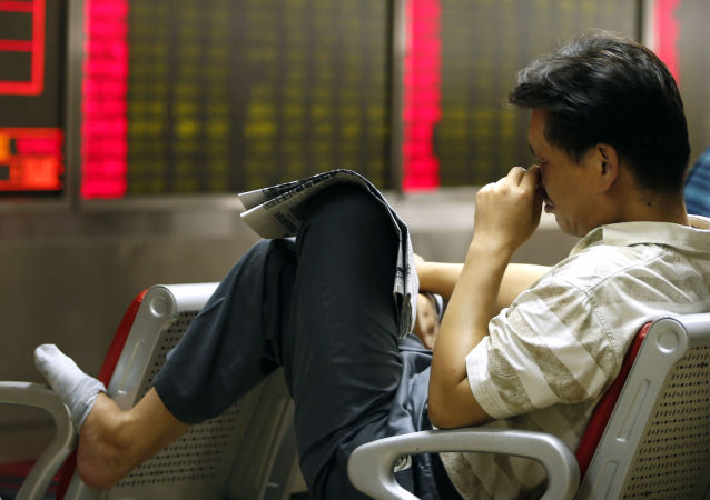 穆迪将对中国的信用评级展望下调为负