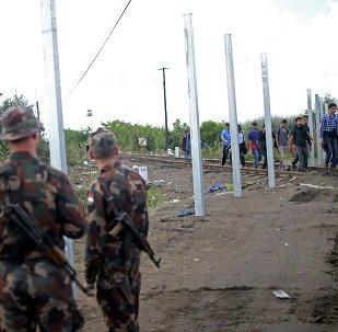 匈牙利與塞爾維亞的邊界