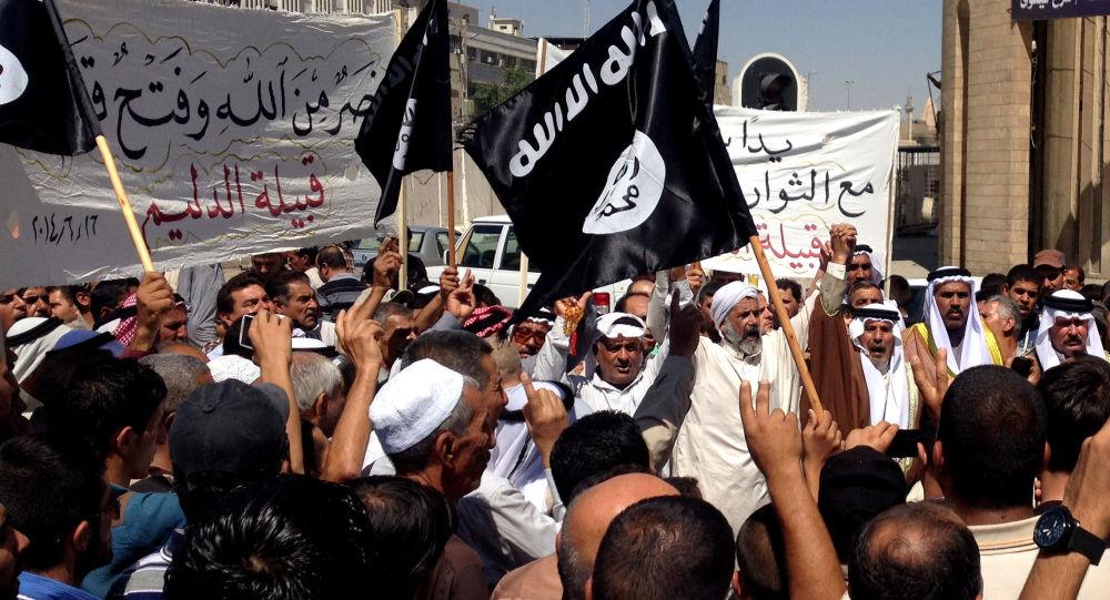 美财政部:IS通过抢银行和卖石油获益15亿美元