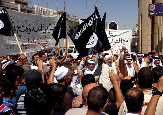 IS恐怖分子在伊拉克前总统萨达姆的院中贩卖人体器官