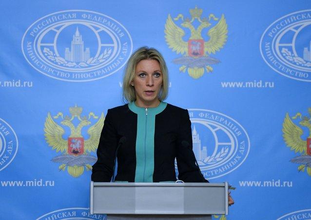 俄外交部:俄在叙利亚行动开始后世界媒体发起强大反俄运动