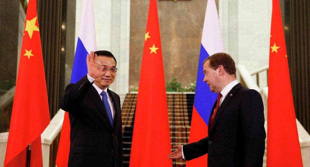 李克强:对中俄两国未来合作前景充满信心