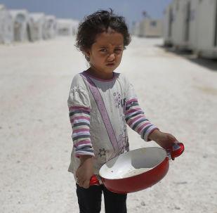 联合国儿童基金会:约30万儿童孤身在他国寻求避难