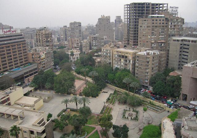开罗, 埃及