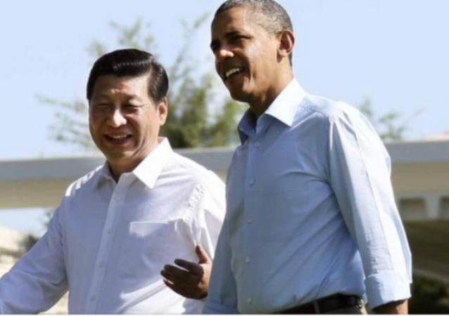 """习近平准备同奥巴马讨论中美双方的""""重大关切"""""""
