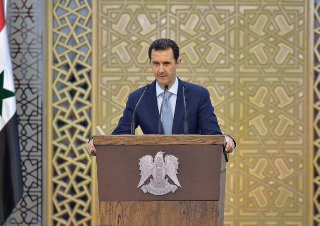 敘利亞總統巴沙爾·阿薩德