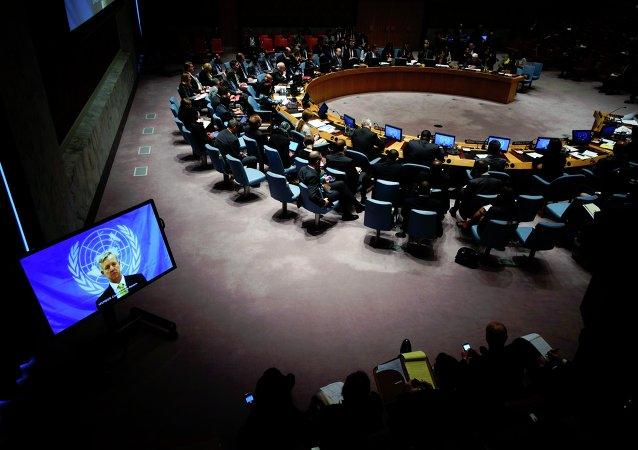 联合国安理会将就朝鲜再次试射导弹起草声明