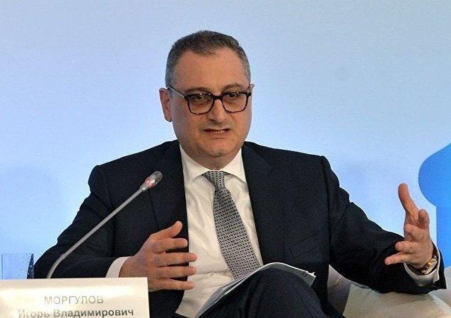 俄罗斯副外长伊戈尔·莫尔古洛夫