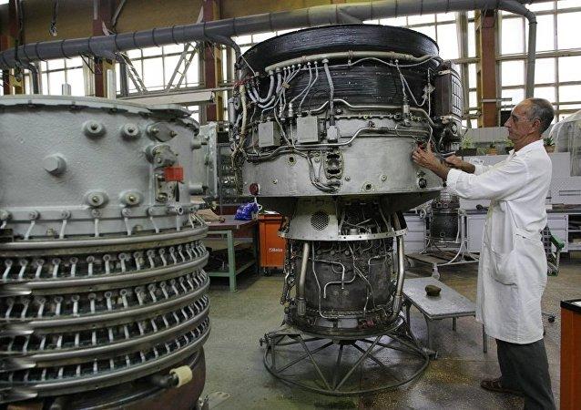 俄专家:对乌克兰供华航空发动机的能力不要高估