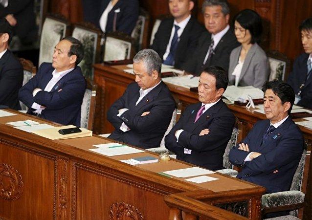 日本在推动亚洲面对新的地缘政治现实